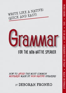 Grammar for the Non-Native Speaker - omslag