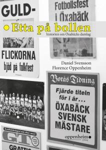 Tryck Omslag Etta på bollen Öxabäck.indd